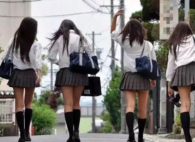 日本JK制服在国内大受欢迎原因竟然和疫情也有关系?