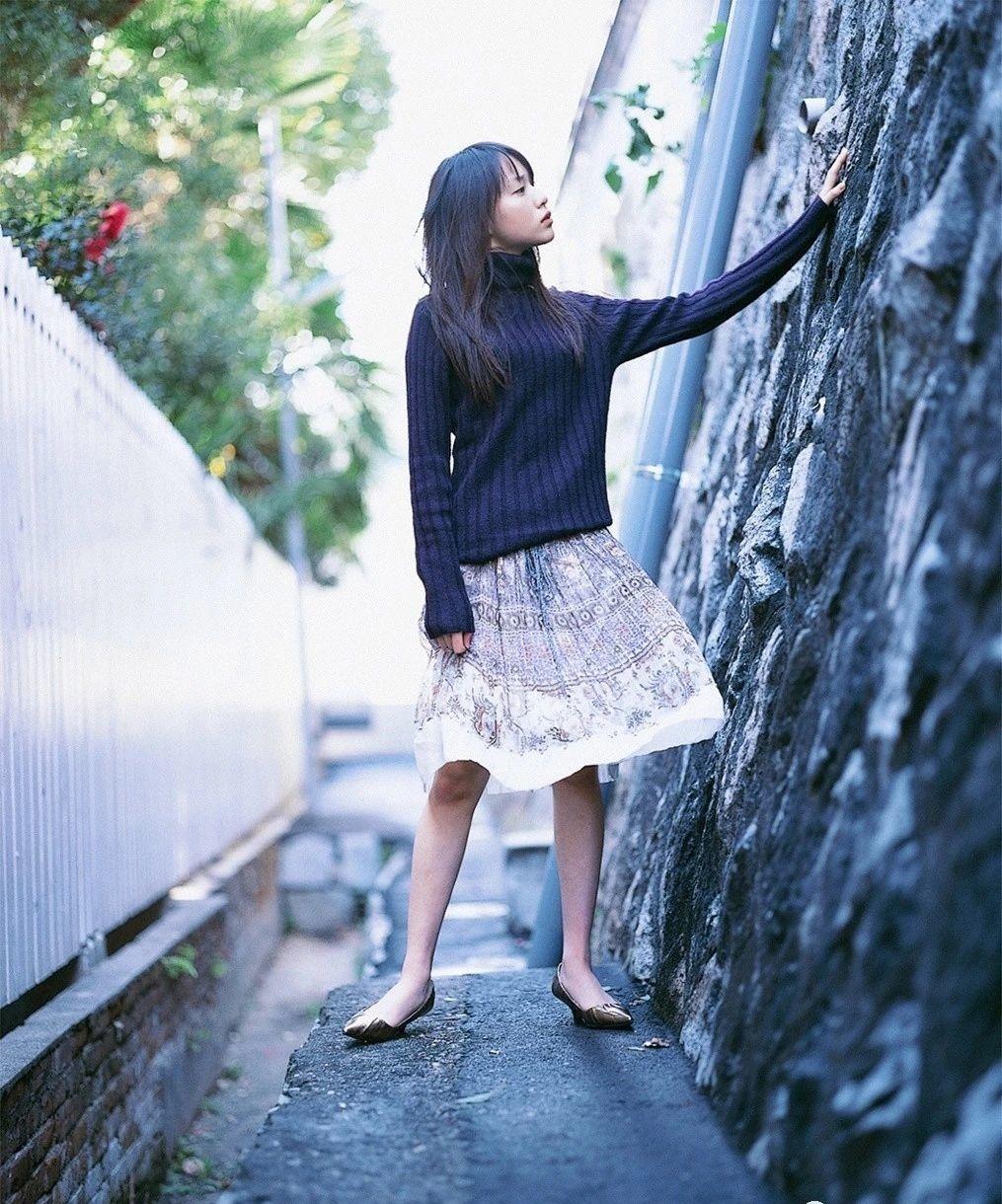 美的不可方物少女时代的户田惠梨香写真作品 (43)