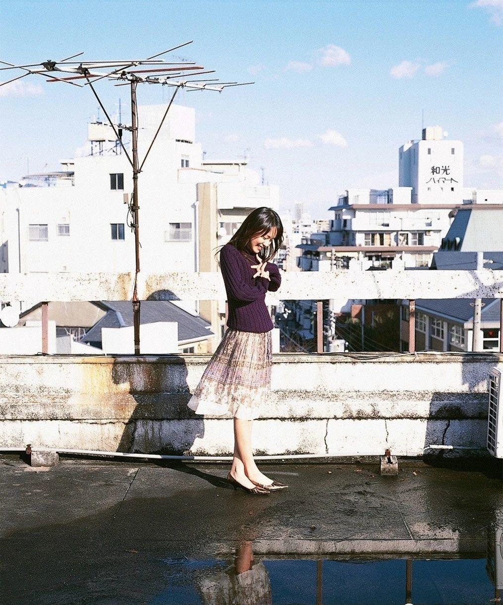 美的不可方物少女时代的户田惠梨香写真作品 (60)