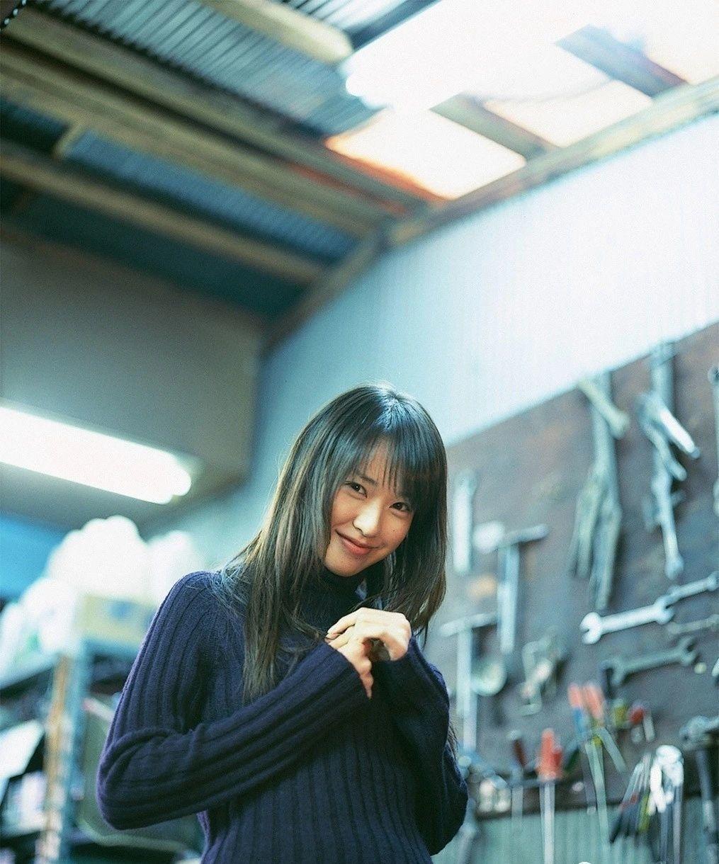 美的不可方物少女时代的户田惠梨香写真作品 (65)