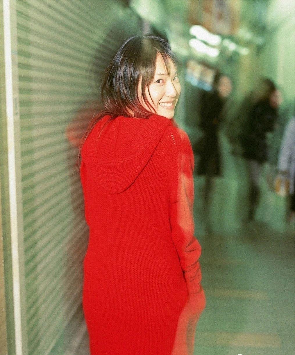 美的不可方物少女时代的户田惠梨香写真作品 (1)
