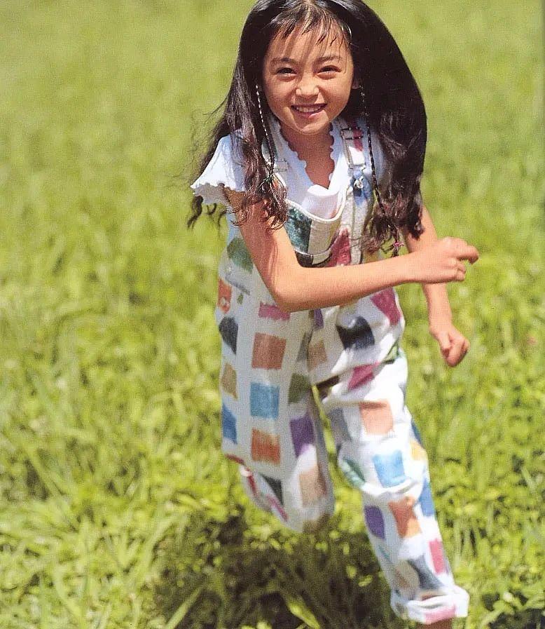 奇迹童颜女演员安达佑实写真作品 (13)
