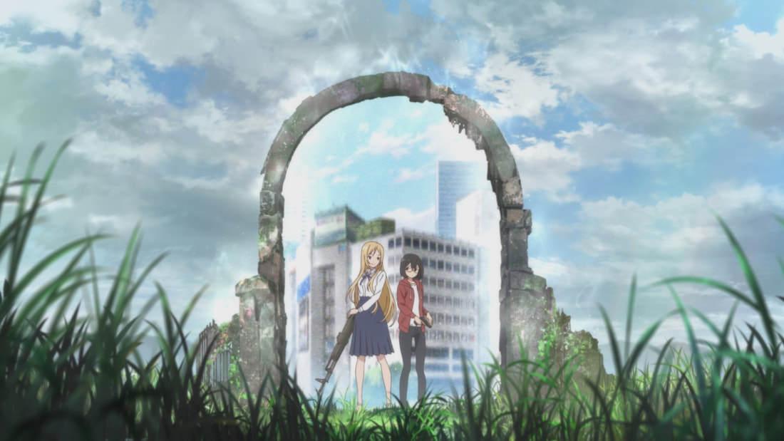 动画《里世界远足》一次穿越阴阳两界的都市传说之旅 (5)