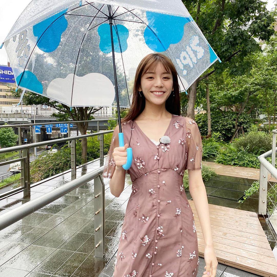 甜美无比的天气女郎贵岛明日香写真作品 (7)