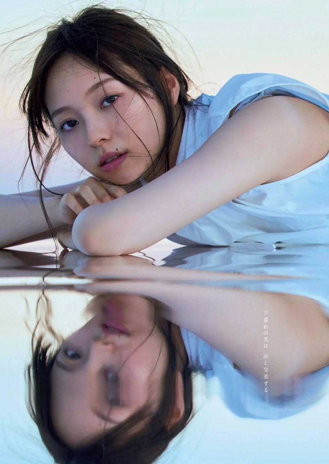 成熟气质与真实年龄不相符的梅泽美波写真作品 (39)