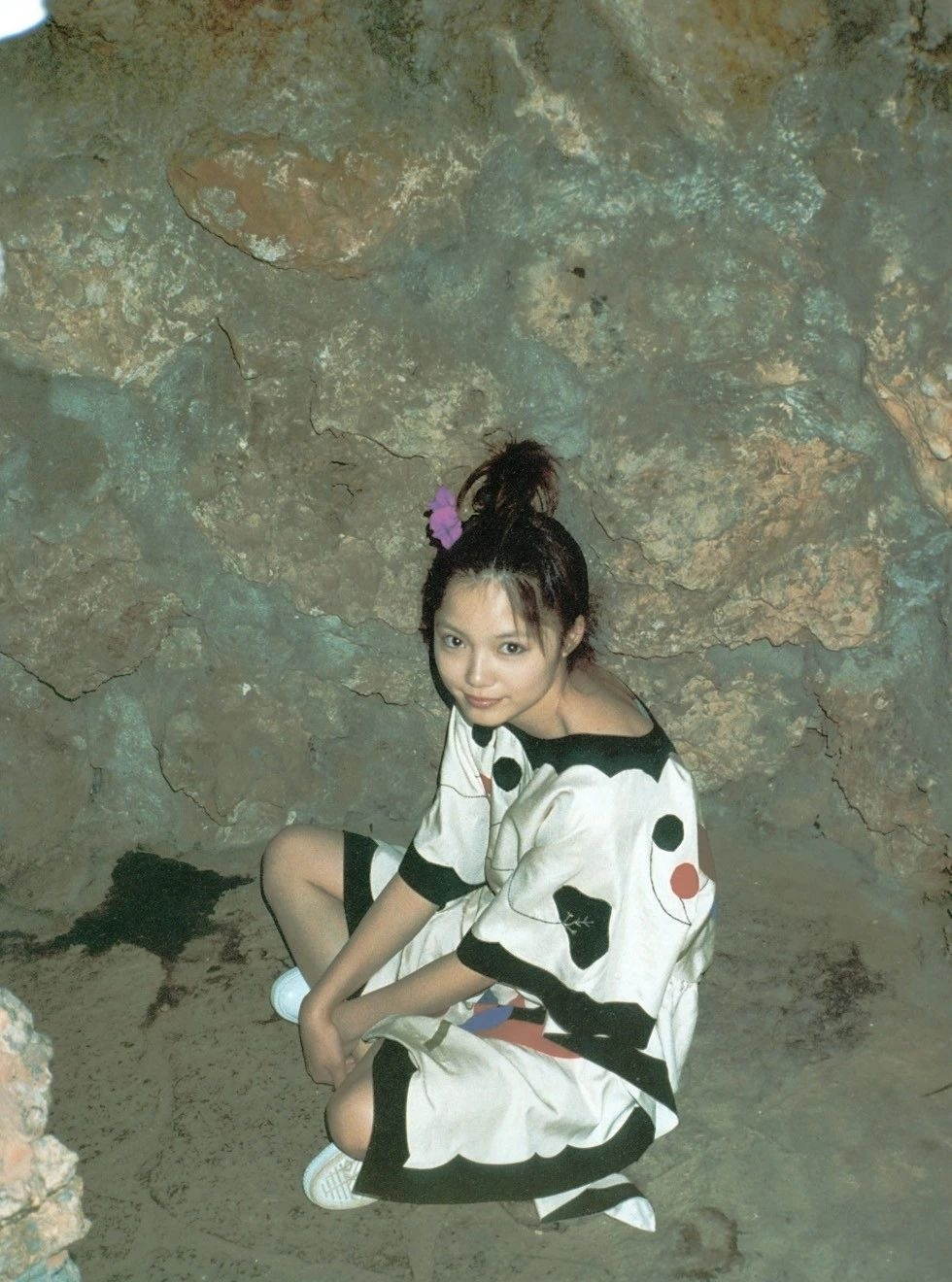 纯真脱俗的森系女神宫崎葵写真作品 (66)