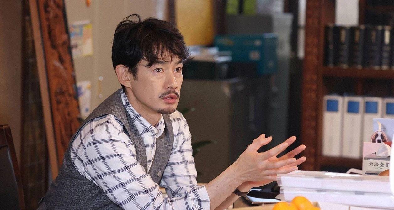 日本娱乐圈最后的独身大牌演员竹野内丰还没有结婚的迹象 (1)