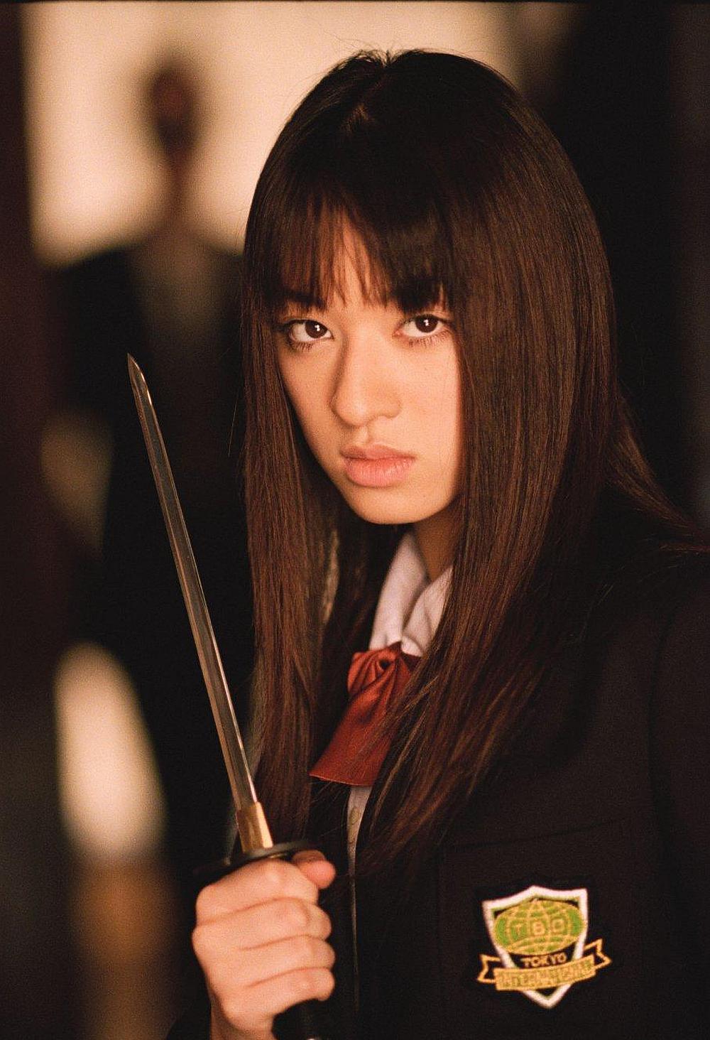 凶狠的少女杀手栗山千明勇于挑战一路成长为成熟独立的御姐 (6)
