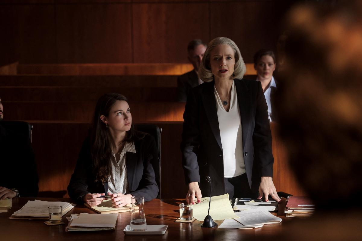 电影《诬罪审判》政治有多么的肮脏法律就有多么的邪恶 (2)