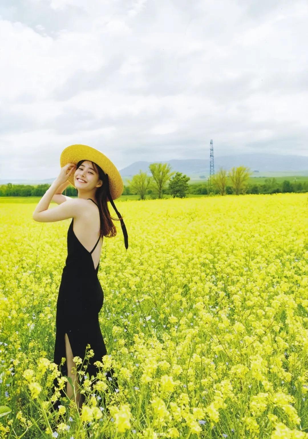 不折不扣的邻家系女神新木优子写真作品 (42)