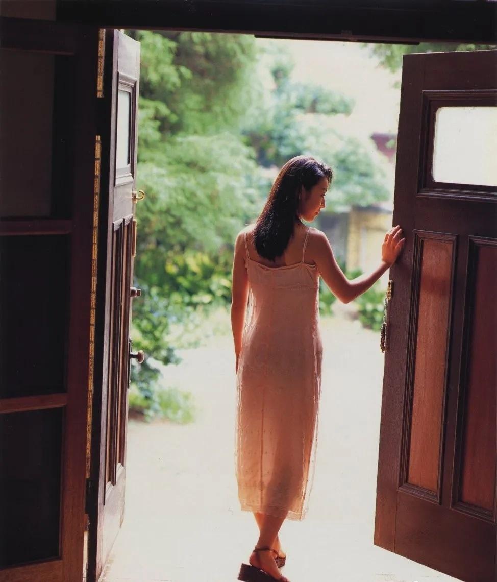 清纯玉女17岁情书中的酒井美纪写真作品 (89)