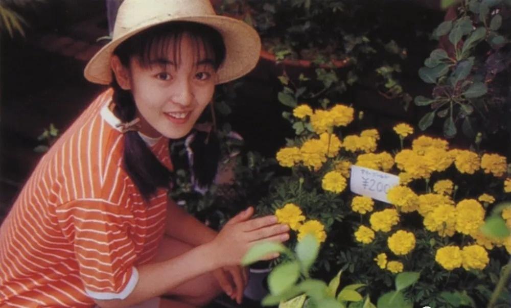 清纯玉女17岁情书中的酒井美纪写真作品 (134)