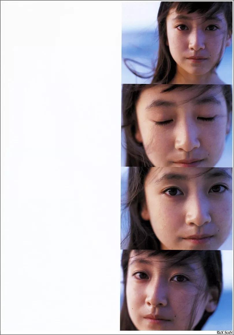 形象纯过蒸馏水的黑川智花《少女觉醒》的写真作品 (20)