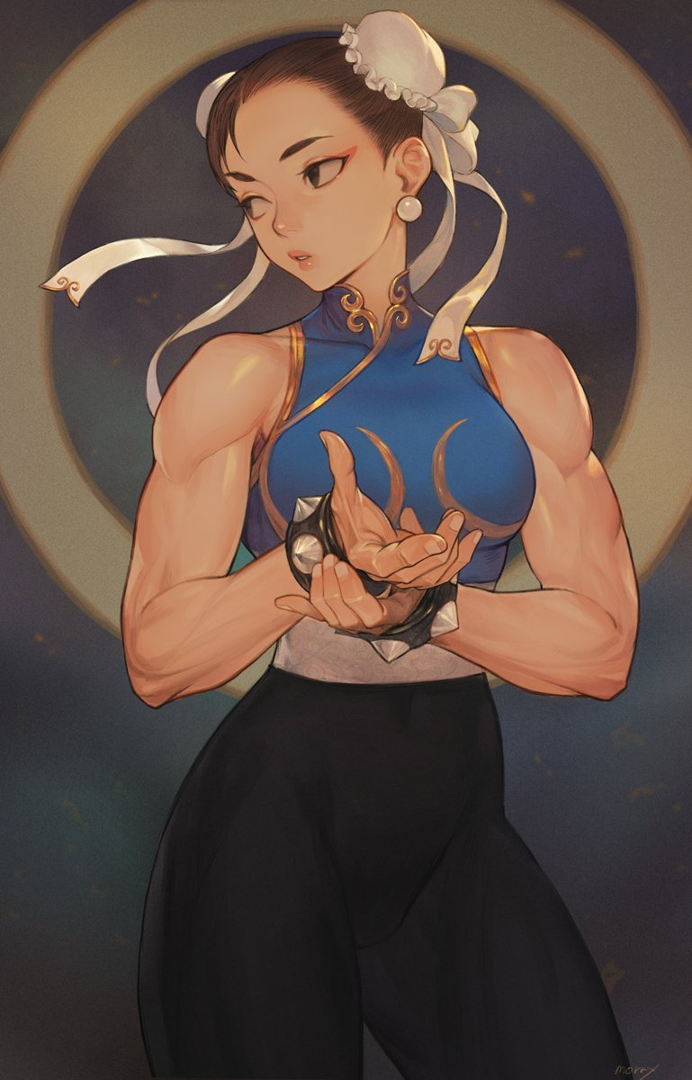 Morry-Evans-artist-Chun-Li-Street-Fighter-5678679