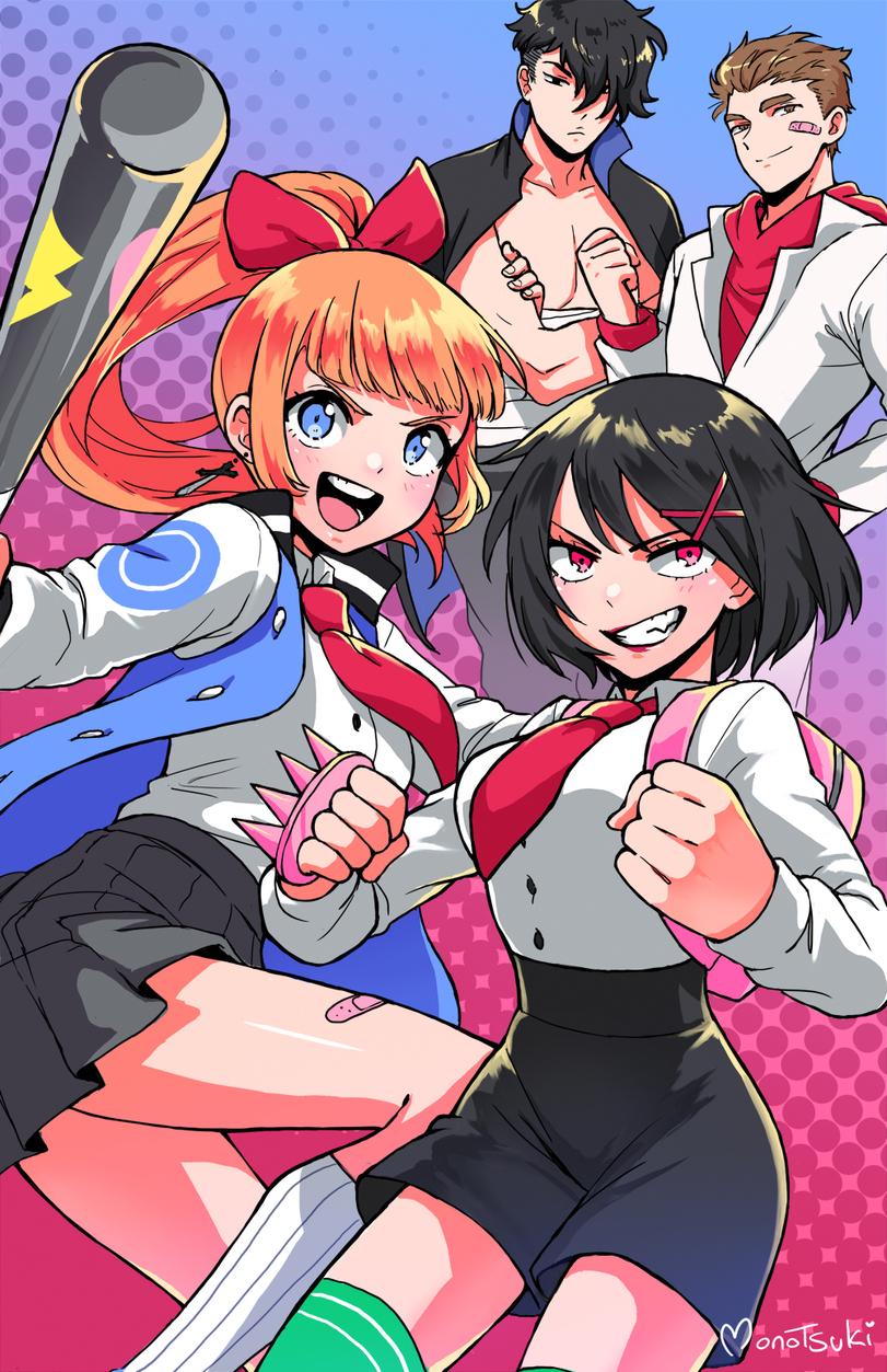 River-City-Girls-Игры-Kyoko(RS)-Misako(RS)-5685752