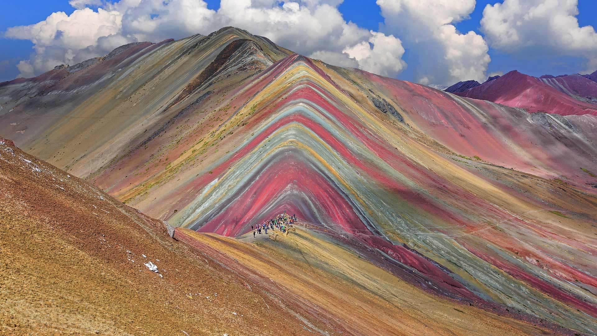 彩虹山,秘鲁库斯科