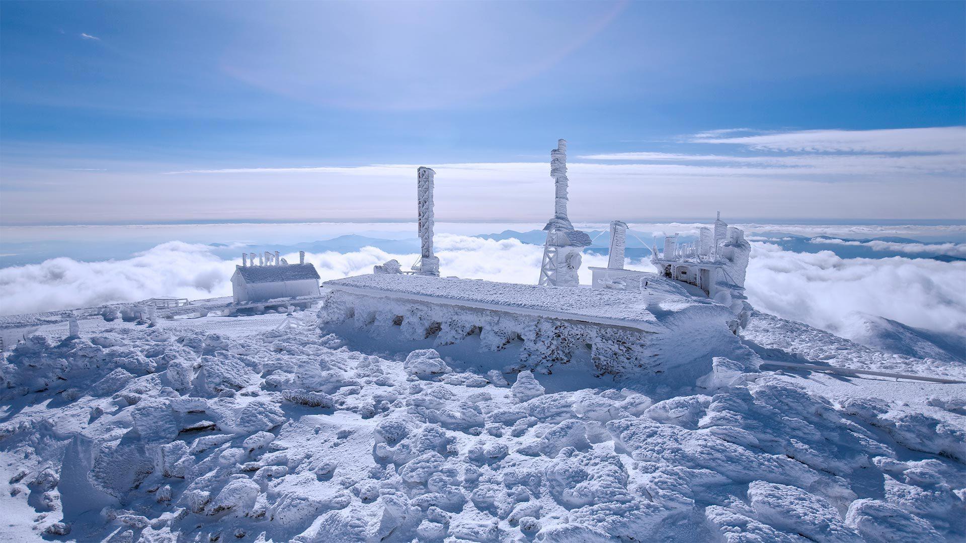 华盛顿山天文台
