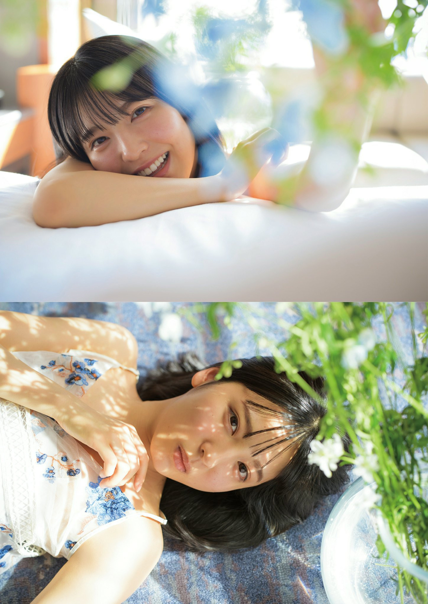 坂道系大合集第26弹女星妹子山下美月、早川圣来插图17