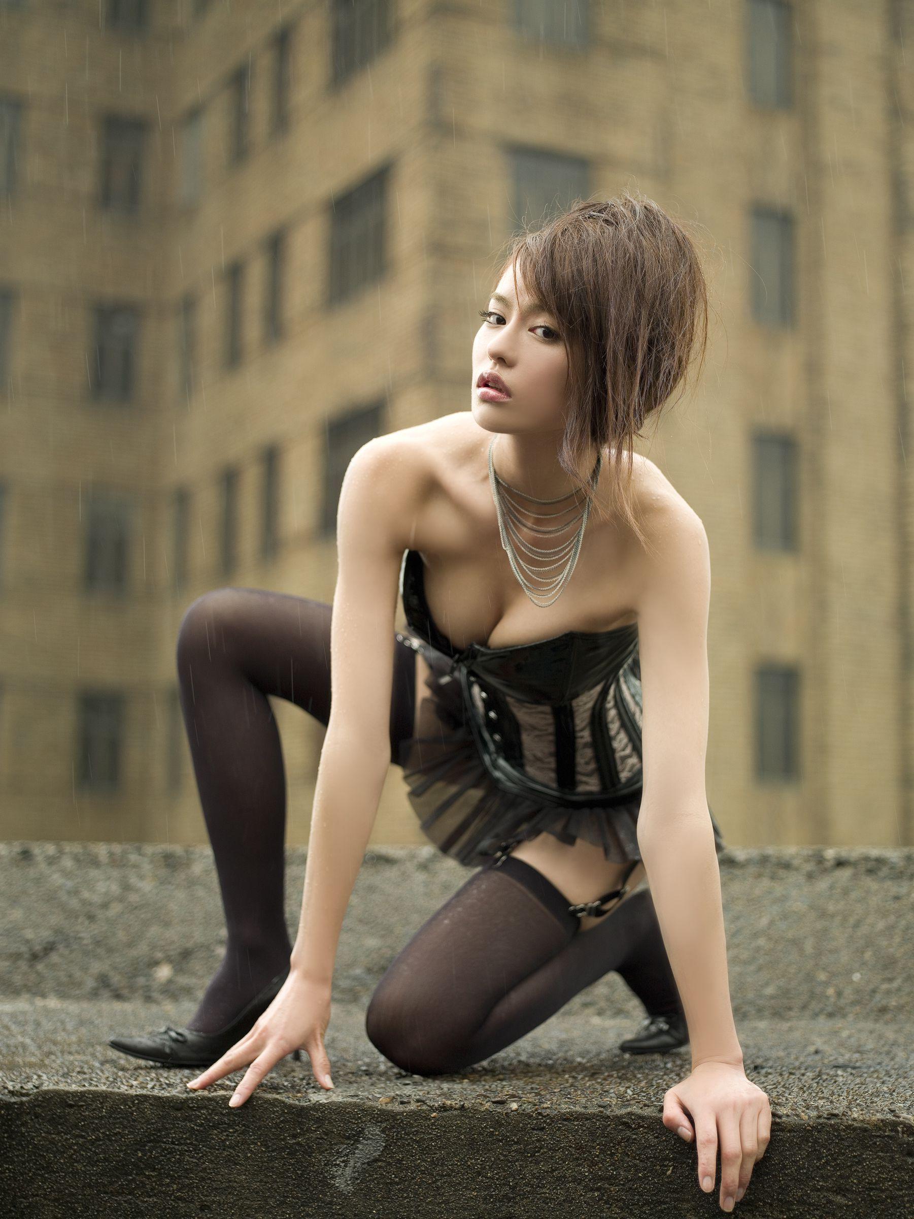 白鸟百合子、しらとり ゆりこ、Yuriko Shiratoni个人资料介绍,及其写真作品欣赏 美女精选 第9张