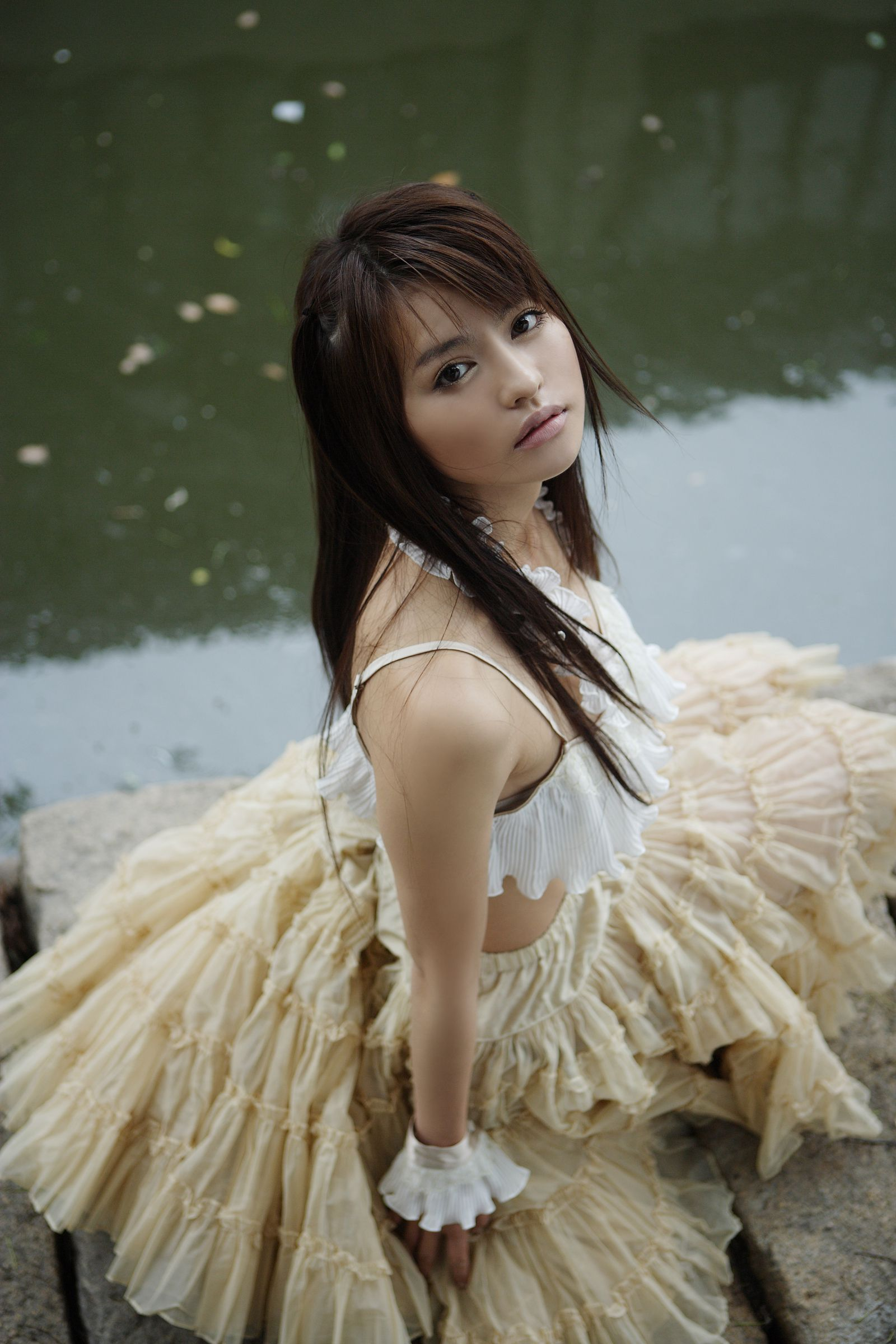 白鸟百合子、しらとり ゆりこ、Yuriko Shiratoni个人资料介绍,及其写真作品欣赏 美女精选 第12张
