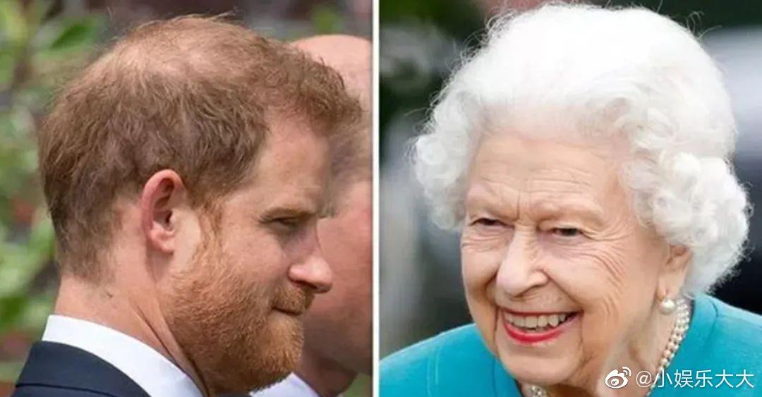 影视资讯女王维护王室形象,首次对哈里公开谴责...