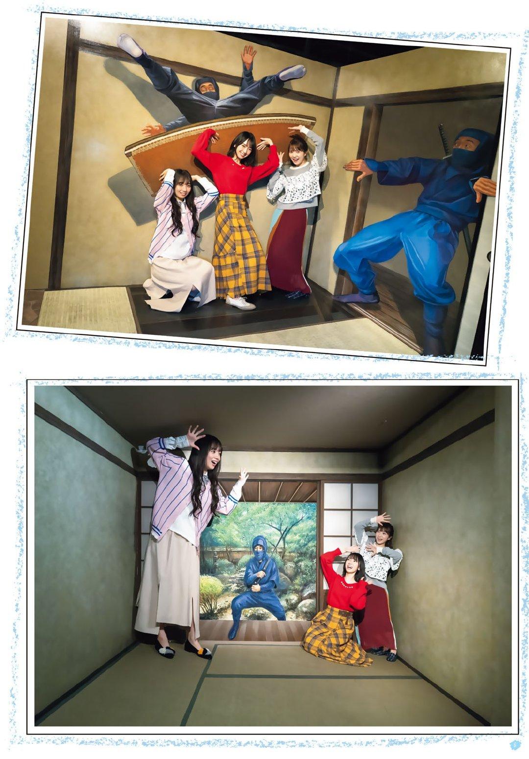 喵喵女·坂道系列第二辑