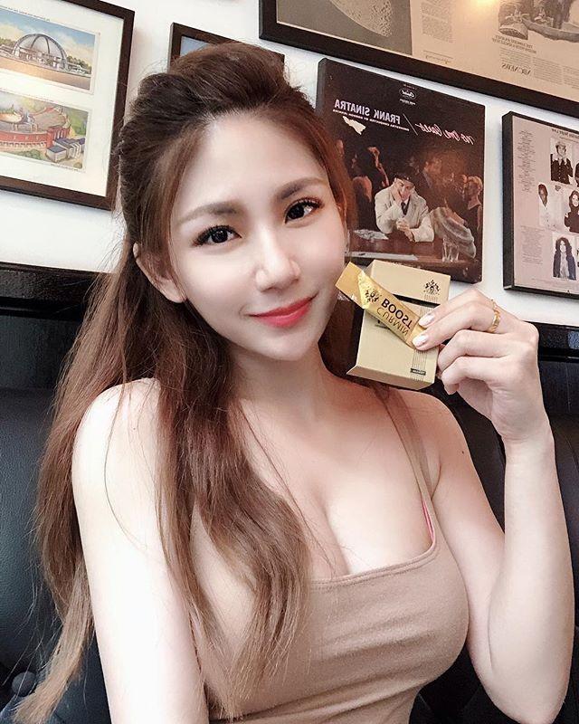 辣妈:马来西亚网红 josephy_li姗姗 大晒嫩胸惹得男粉一身汗 福利吧 第11张