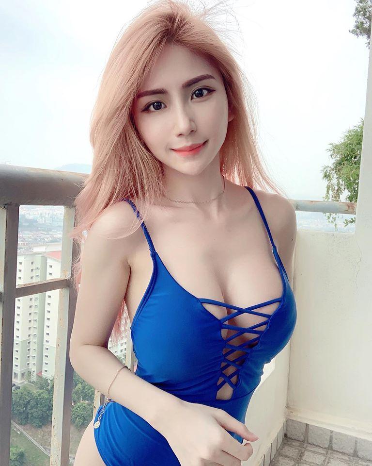 辣妈:马来西亚网红 josephy_li姗姗 大晒嫩胸惹得男粉一身汗 福利吧 第24张