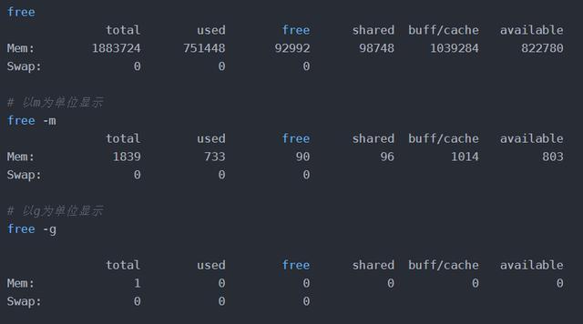 工作中最常用的Linux命令,排查问题必备