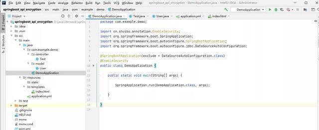 这个轮子让SpringBoot实现api加密So Easy