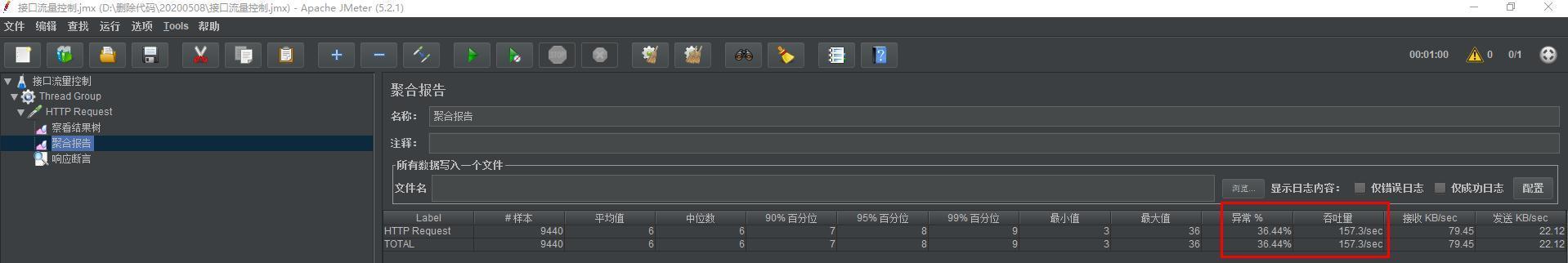 Springboot2.x + aop + Lua分布式接口限流实践