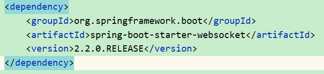SpringBoot+WebSocket实现简单的数据推送