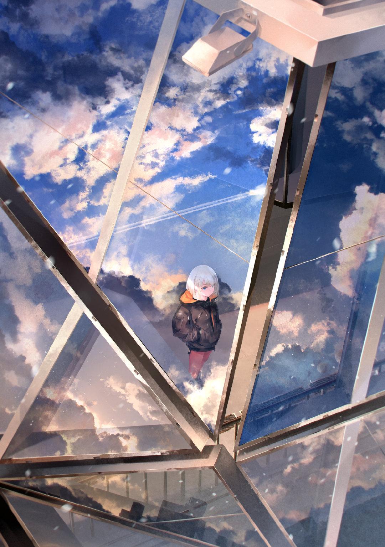 [P站画师] 日本画师爽々的插画作品,画风比较柔和 P站画师-第12张