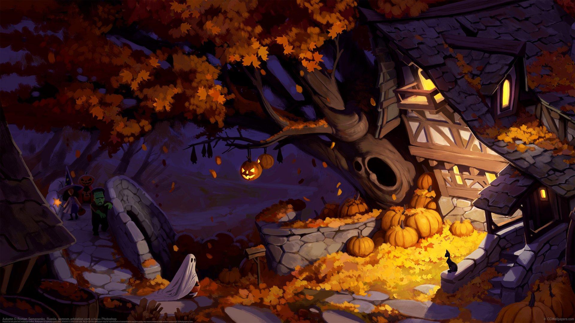 [壁纸]夜景 黄昏  购物少女 碧蓝航线 黑色丝袜电脑4K动漫壁纸 电脑壁纸-第3张