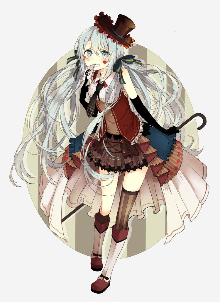 [P站画师推荐] 日本画师 赤倉 的插画作品,这种美少女女仆你喜欢吗。 P站画师-第1张