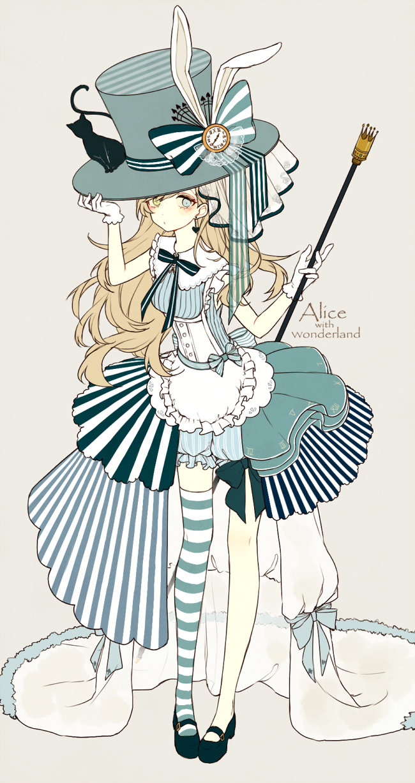 [P站画师推荐] 日本画师 赤倉 的插画作品,这种美少女女仆你喜欢吗。 P站画师-第6张