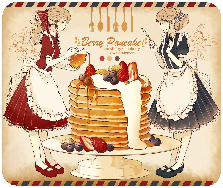 [P站画师推荐] 日本画师 赤倉 的插画作品,这种美少女女仆你喜欢吗。 P站画师-第11张