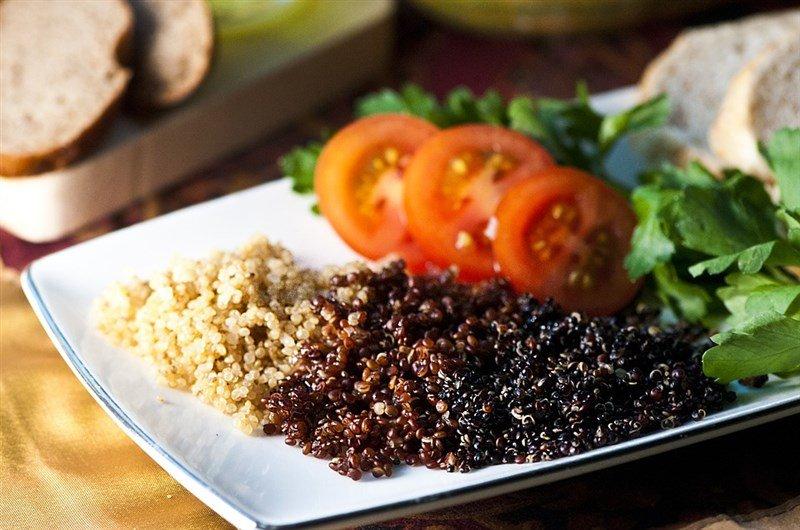 素食者的超级食物藜麦 蛋白质含量不输牛肉