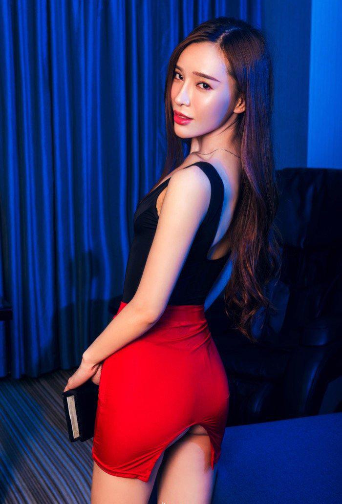 红裙少妇私密写真图库免费放出13p