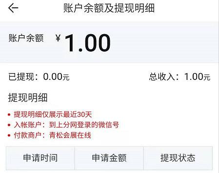 上分网最快赚钱平台,微信转发文章快速赚100元
