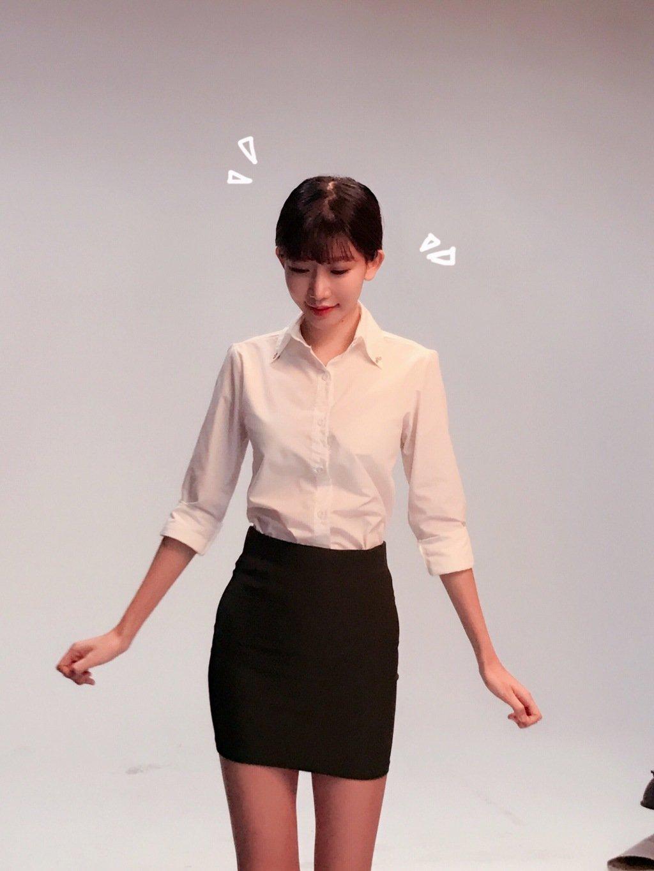 90后粉红女郎陈潇个人资料 小林志玲最美ShowGir图片