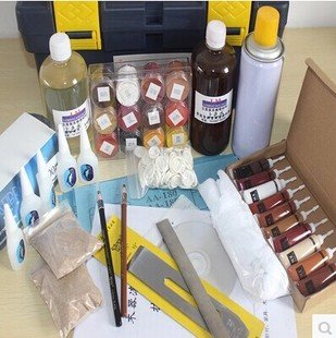 自喷漆是怎么生产出来的?气泡和漆粒是什么原因。-家具美容网