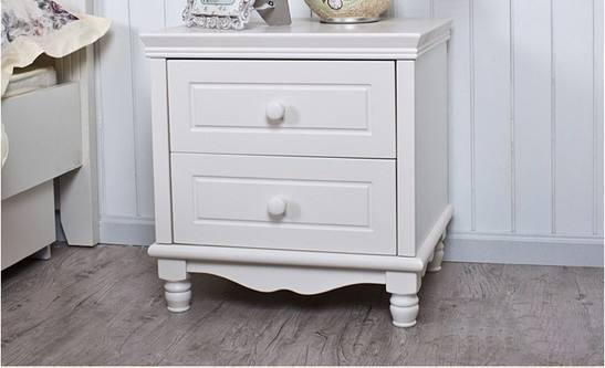 如何用家具维修材料自喷漆修复白色亮光系列家具-家具美容网