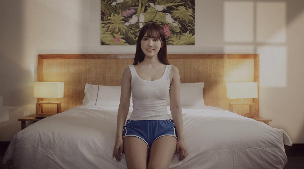 三上悠亚的MV《I Shot You 不小心》