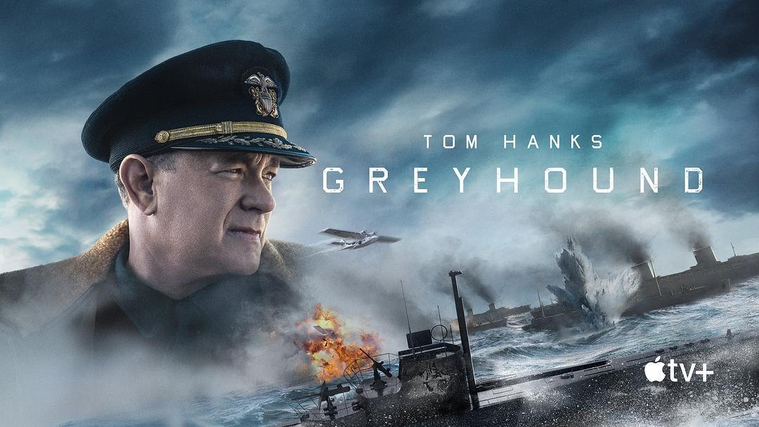 电影推荐《灰猎犬号》高能海战-福禄吧
