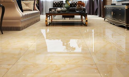 大理石瓷砖地板的日常维护保养-家具美容网