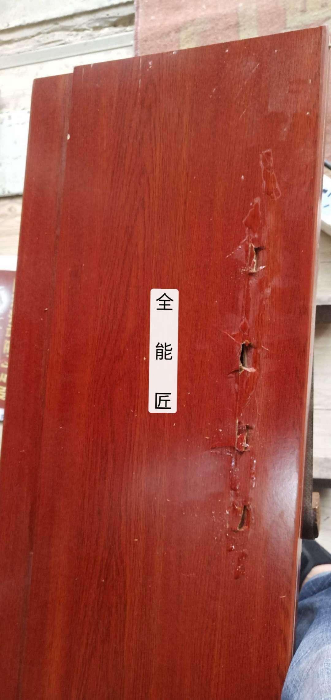 家具美容师【全能匠刘师傅】技术展示-家具美容网
