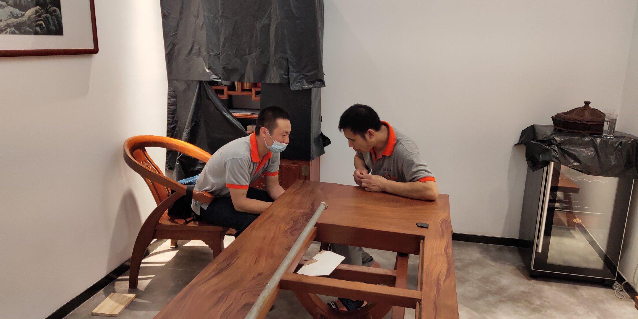 东莞修补不同家具的方法-家具美容网