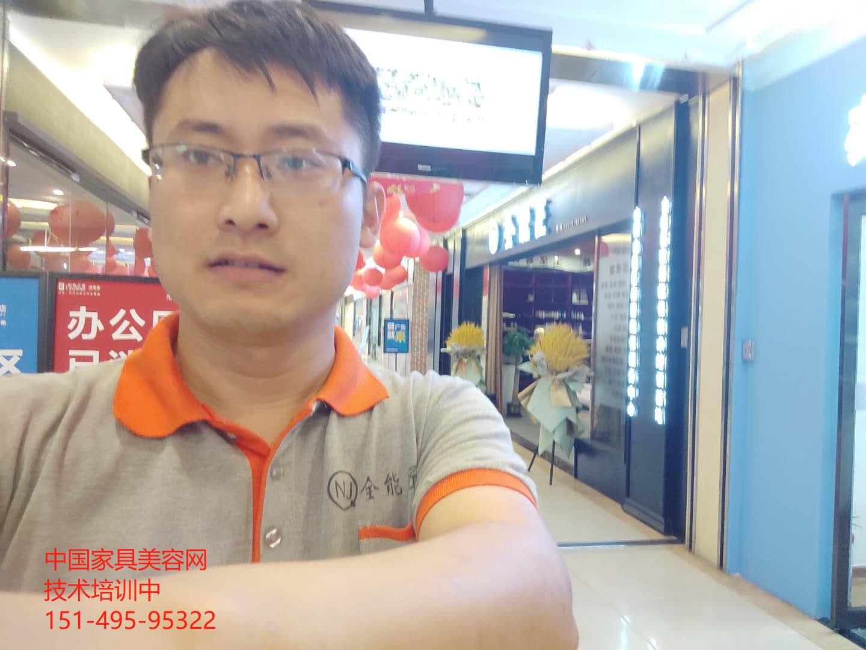 专访家具美容师傅山西郭富城:用家具维修手艺零成本创业的过程-家具美容网