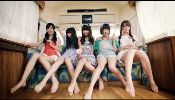 韩国美女视频《夏日写真?青春期》mv写真